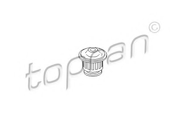 VW 893 199 415 Engine Mounting