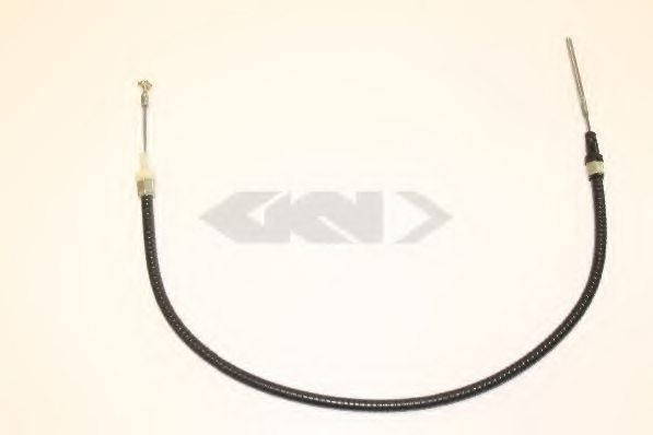 SPIDAN 43889 Clutch Cable