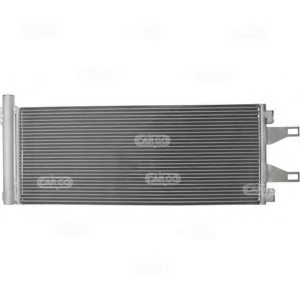 PEUGEOT 6455EP Condenser, air conditioning