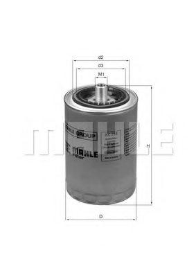 0010920301,MTU 001 092 03 01 Fuel filter for MTU