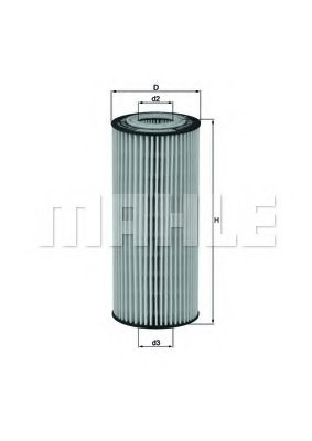 VOLVO 20776259 Hydraulic Filter, automatic transmission