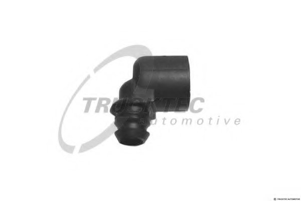 MERCEDES-BENZ 604 016 0181 Hose, cylinder head cover breather