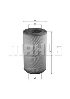 PERKINS CV20948 Air Filter