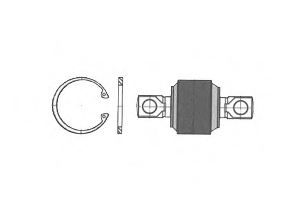 DAF 0689748 Repair Kit, link