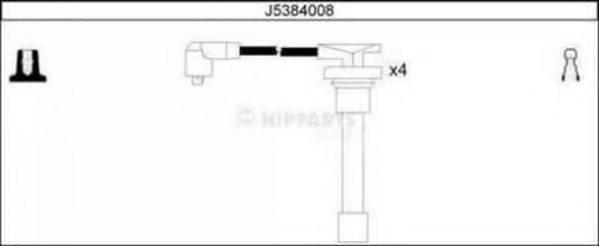 32704p30000 Honda 32704 P30 000 Ignition Cable Kit For Honda