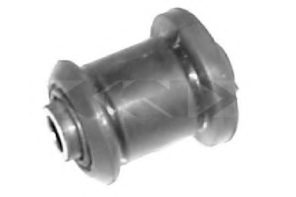 SPIDAN 410184 Control Arm-/Trailing Arm Bush