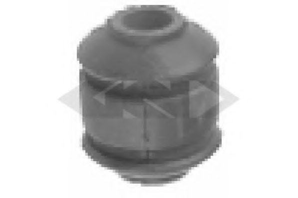 SPIDAN 410422 Control Arm-/Trailing Arm Bush