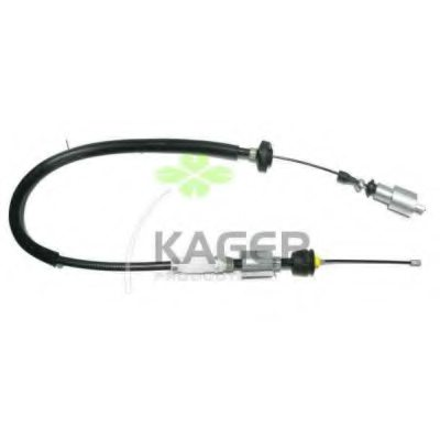 RENAULT 7700813657 Clutch Cable