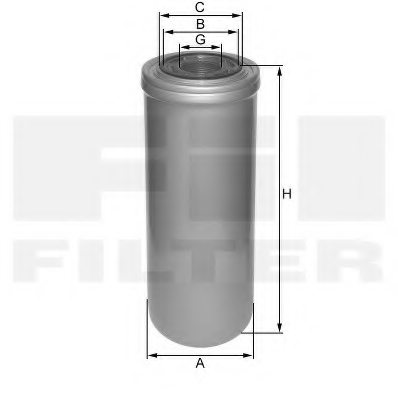 SPERRY NEW HOLLAND 8982 1387 Oil Filter