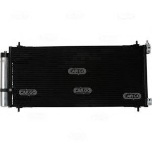 PEUGEOT 6455EY Condenser, air conditioning