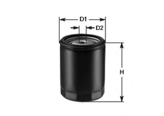 DEUTZ-FAHR 12153174 Oil Filter