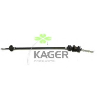 CITRO?N 2150.R7 Clutch Cable