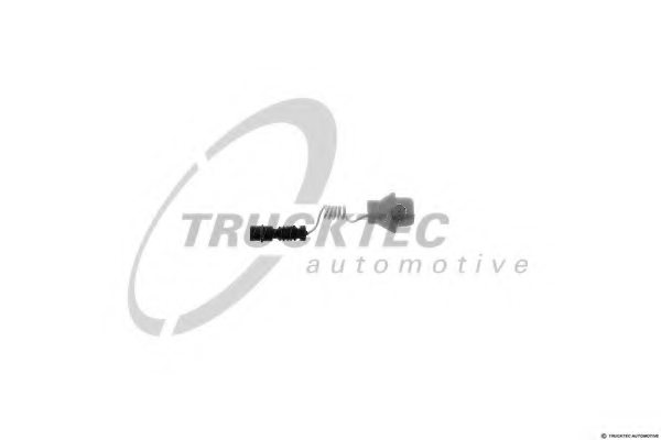 MERCEDES-BENZ 163 540 1317 Warning Contact, brake pad wear
