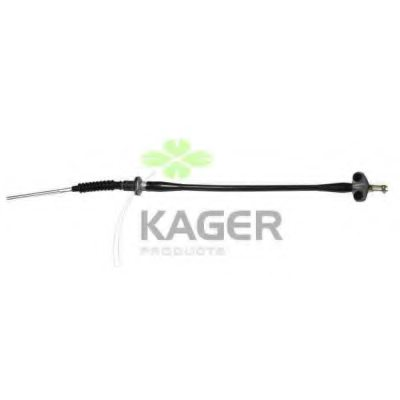 OPEL 4707942 Clutch Cable