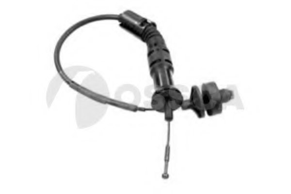 VW 1H1 721 335 A Clutch Cable