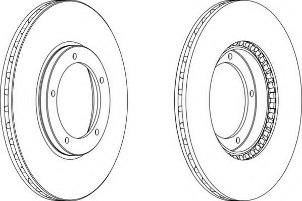 90135104116 Porsche Brake Disc For 1975 914 Wiring Diagram Brakes: 1975 Porsche 914 Wiring Diagram At Hrqsolutions.co