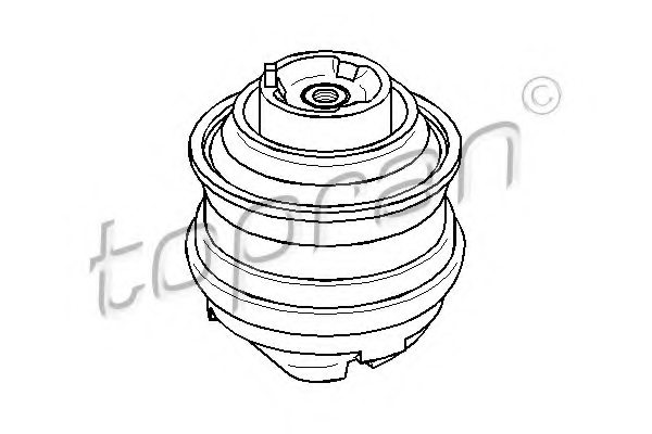 MERCEDES-BENZ 202 240 46 17 Engine Mounting