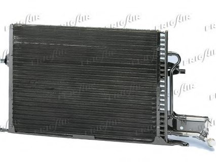 FORD 1011513 Condenser, air conditioning