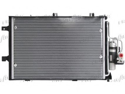 GENERAL MOTORS 13114011 Condenser, air conditioning