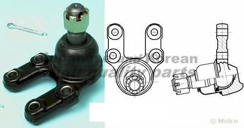 NISSAN 40160-3T426 Ball Joint