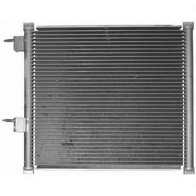 FORD 97KW19710AD Condenser, air conditioning
