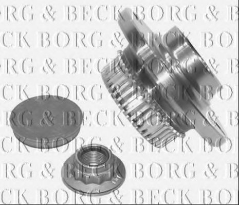 SEAT 6K9 501 477 Wheel Bearing Kit