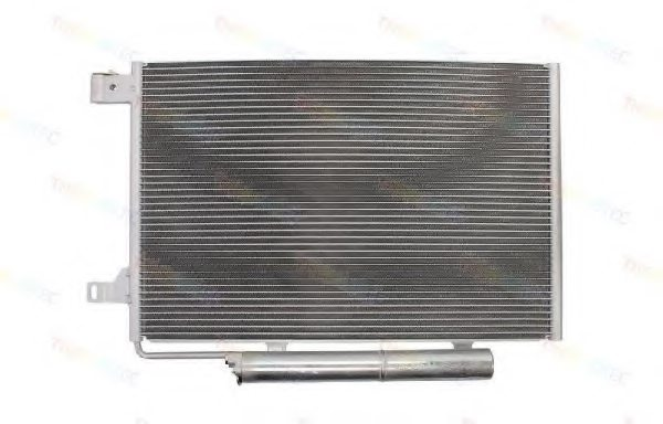 MERCEDES-BENZ A1695000054 Condenser, air conditioning