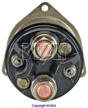 WHITE 822015004 Solenoid Switch, starter