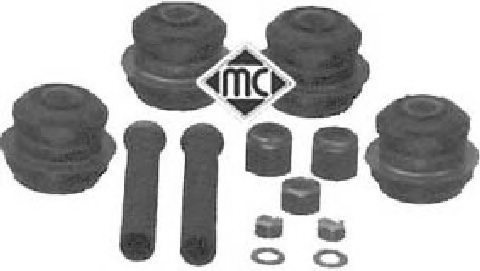 MERCEDES-BENZ 1243300575 Mounting Kit, control lever