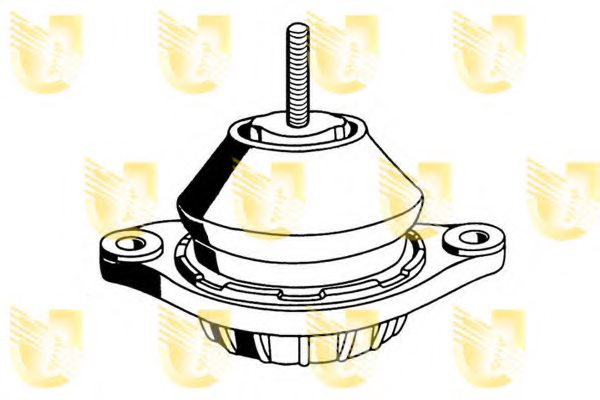 VW 443199379E Engine Mounting