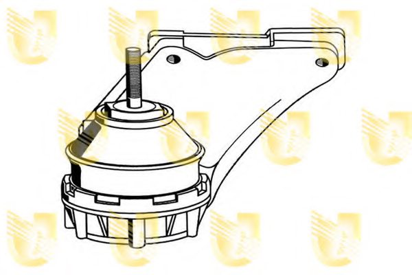 VW 4A0199351B Engine Mounting