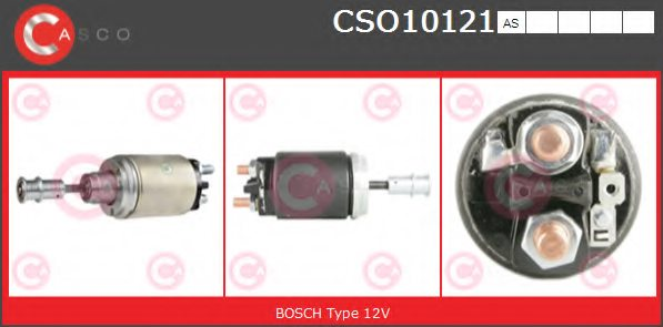 CASCO CSO10121AS Solenoid Switch, starter