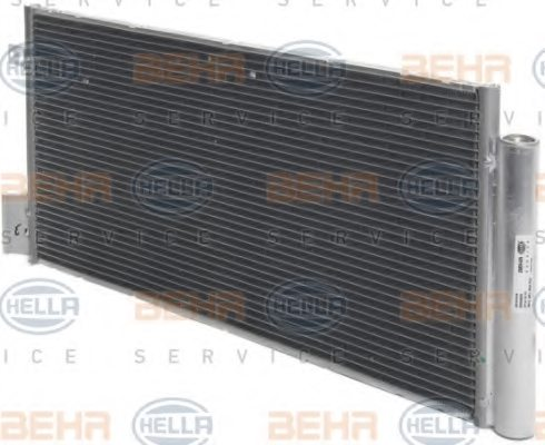 ALFA ROMEO 518 2652 0 Condenser, air conditioning