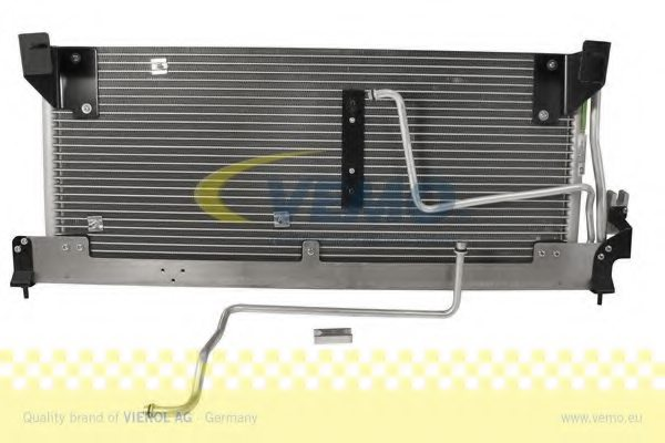 OPEL 90 540 373 Condenser, air conditioning