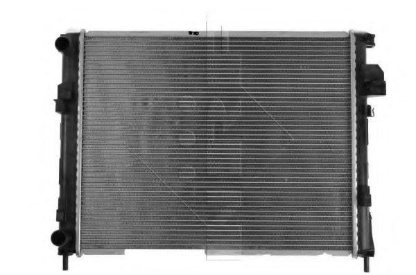 Opel radiator engine cooling for nissan