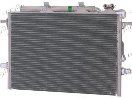 MERCEDES-BENZ A2115001154 Condenser, air conditioning
