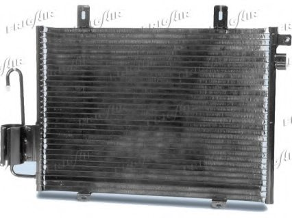 RENAULT 7700414103 Condenser, air conditioning