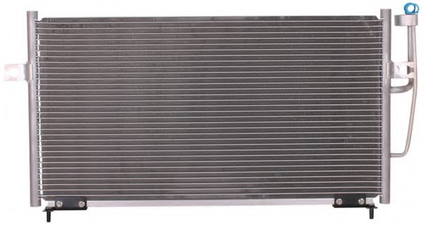 VOLVO 4945635 Condenser, air conditioning