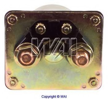 CUMMINS 3603869RX Solenoid Switch, starter