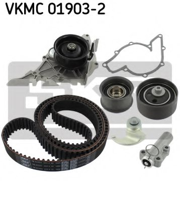 SKODA 078 109 479 E Water Pump & Timing Belt Kit