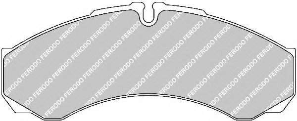 RENAULT 5001844747 Brake Pad Set, disc brake