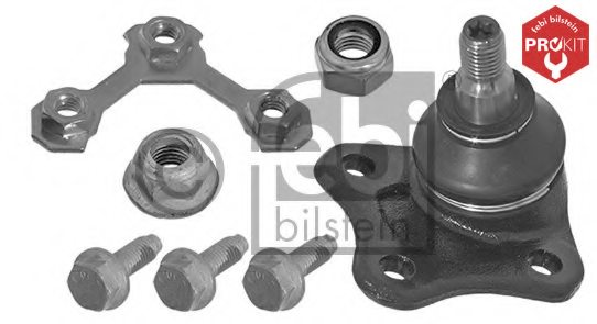 SKODA 1J0 407 365 AS Ball Joint