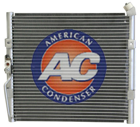HONDA 80110-SR1-A13 Condenser, air conditioning