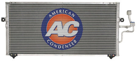 MITSUBISHI MR218428 Condenser, air conditioning