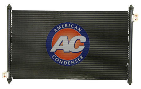 HONDA 80100-S84-A00 Condenser, air conditioning