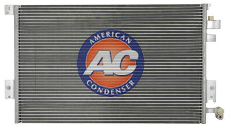 CSF 10140 Condenser, air conditioning