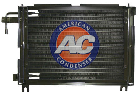 CHRYSLER 55055555 Condenser, air conditioning