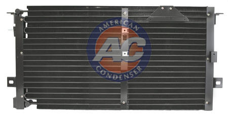 CHRYSLER 5016793AA Condenser, air conditioning