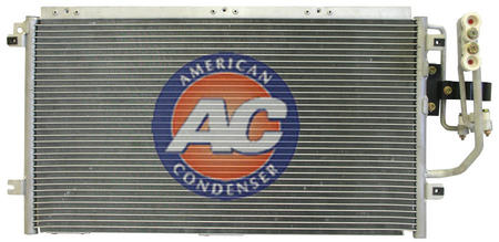 GENERAL MOTORS 22708455 Condenser, air conditioning