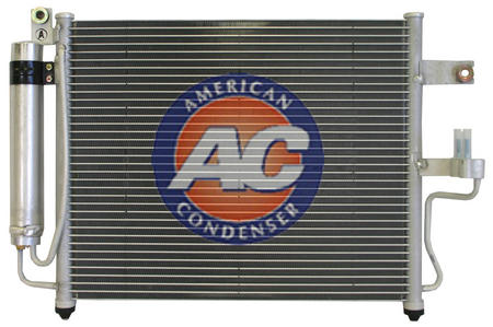 HYUNDAI 97606-25600 Condenser, air conditioning